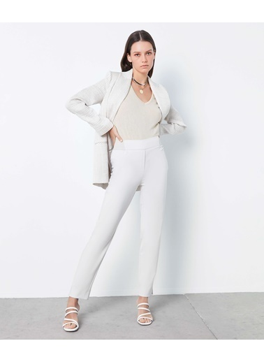 Ipekyol Pantolon Taş